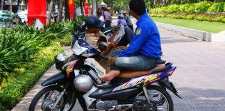 Vietnam - Ho Chi Minh - Motos