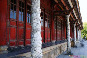 Vietnam - Hué - Cité impériale - Temple