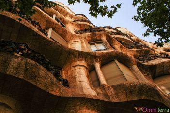 Barcelone-Casa-Milà-Facade