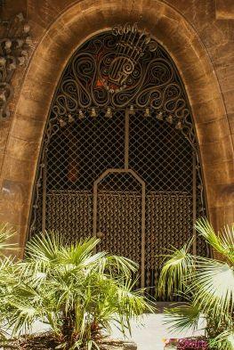 Barcelone-Palais-Güell