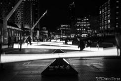 Montréal - luminothérapie 2015-2016 - noir et blanc