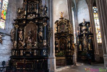 Kutna-Hora-Cathédrale-Sainte-Barbe-Chapelles