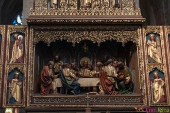 Kutna-Hora-Cathédrale-Sainte-Barbe-Retable