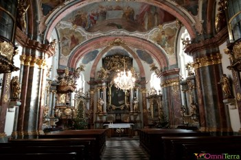 Prague - Mala Strana - Notre Dame de Lorette - Chapelle