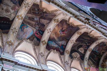 Prague-Stare-Mesto-Eglise-Saint-Jacques-Voûte
