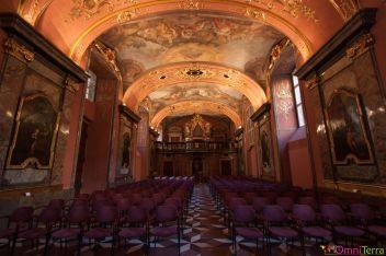 Prague - Stare Mesto - Klementinum - Chapelle des Miroirs