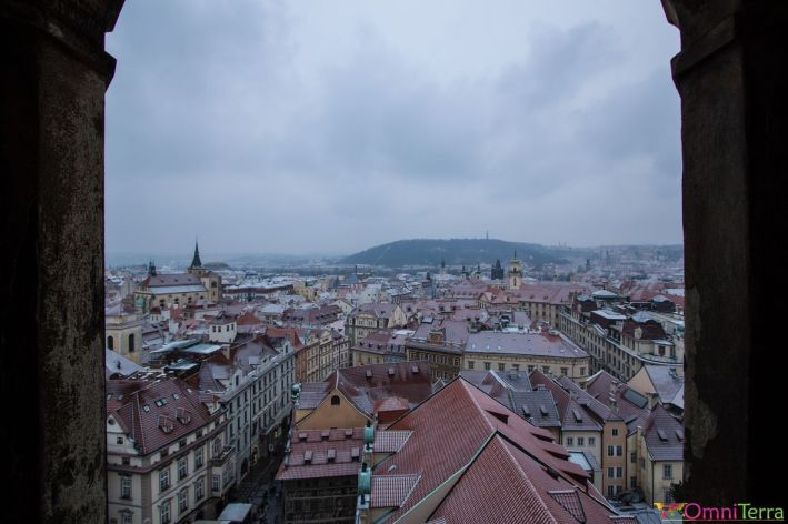 Prague - Stare Mesto - Tour astronomique - Panorama (2)