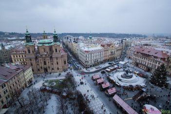 Prague - Stare Mesto - Tour astronomique - Panorama