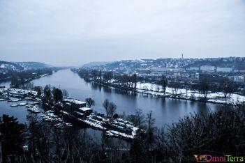 Prague-Vysherad-Panorama-Vltava