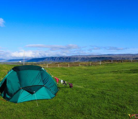 Islande - Bivouac