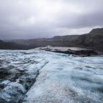 Islande - Glacier - Panorama