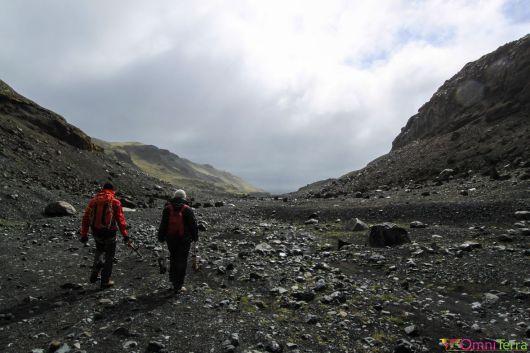Islande - Glacier - Randonnée