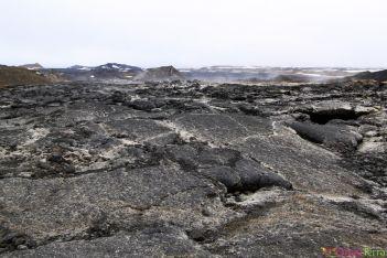Islande - Krafla - Lave