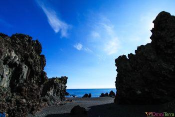 Islande - Parc national Snaefellsjokull - Plage