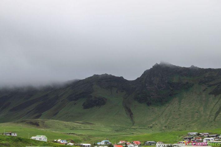 Islande - Vik - Village