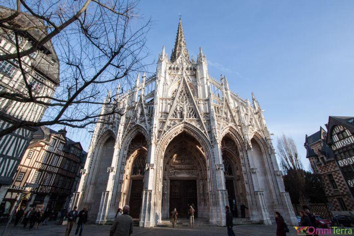 Rouen - Église Saint-Maclou