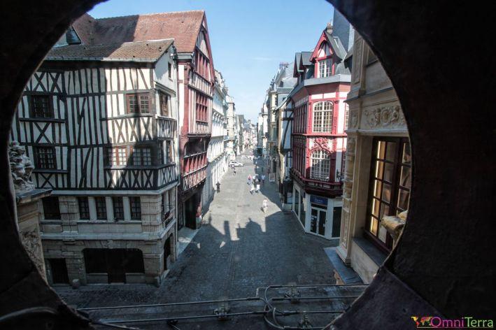 Rouen-Rue-du-Gros-Horloge
