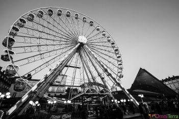 Rouen givré - Grande roue
