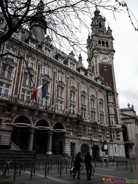 Lille - Beffroi chambre commerce