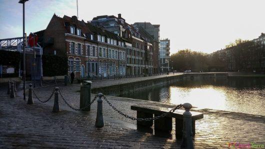 Lille - Quai du Wault