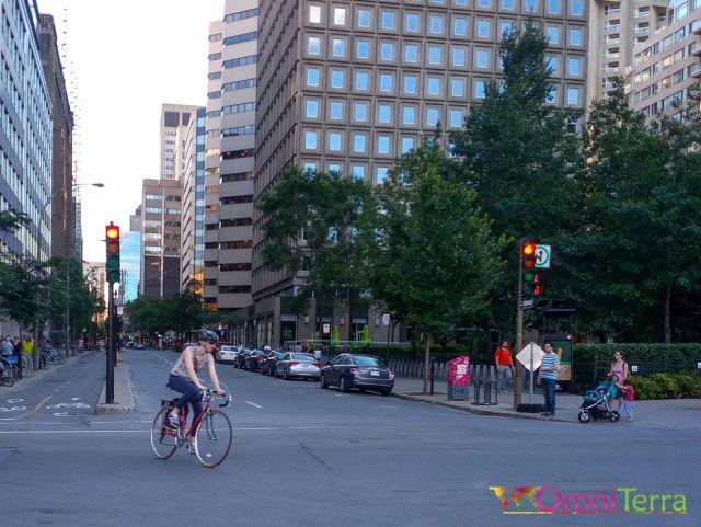 Québec - Feux de circulation
