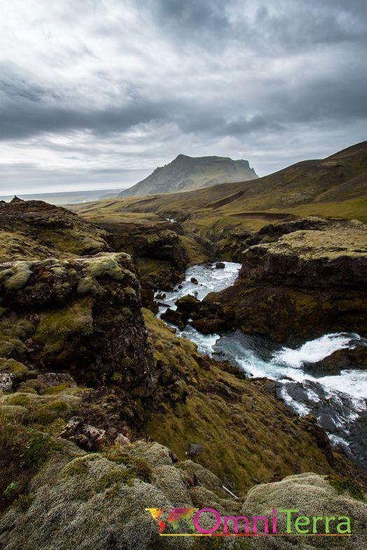 Islande Trek Laugavegur - Skogafoss - Fimmvorduhals 3