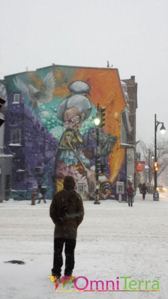 Annie - mural