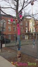 Annie - arbre tricot