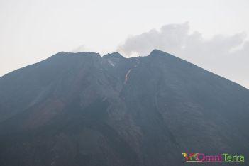 Guatemala - Volcan Pacaya - Lave