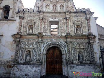 Guatemala - Xela - Église