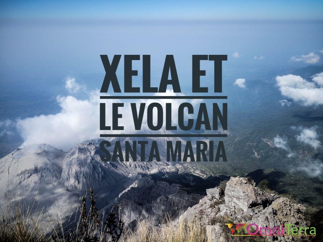 guatemala - Santa Maria - Santiaguito-cover