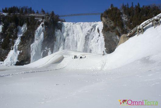 Quebec - Chutes Montmorency2