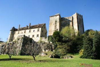 Perigord Exideuil - Chateau