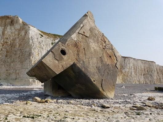 Normandie -Bunker