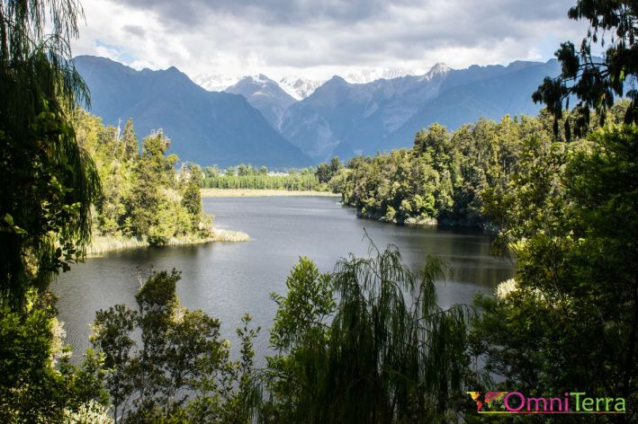 Nouvelle zelande - Lac Matheson
