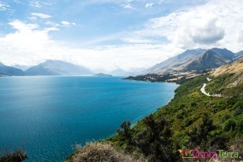 Nouvelle zelande - Queenstown to Glenorchy