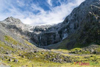 Nouvelle zelande - fjordland - gorges