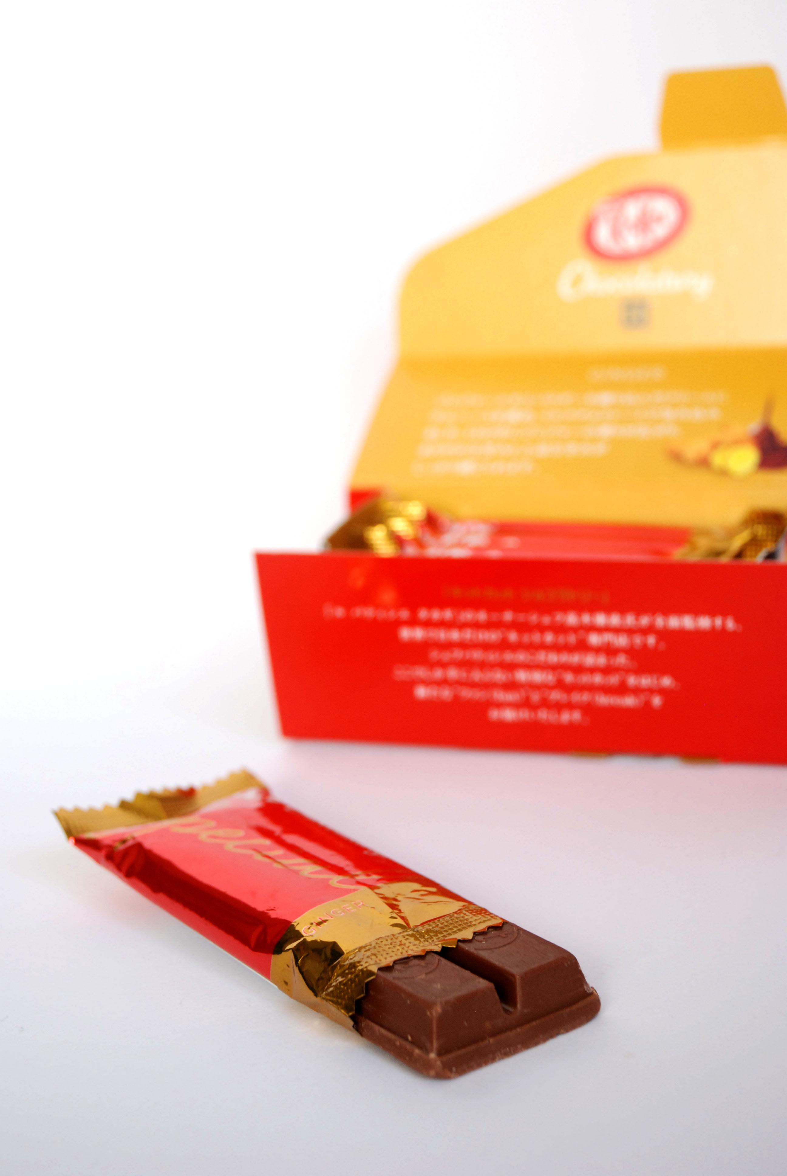 Tasting 17 Japanese Kit Kat Flavors - Om Nom Nomad