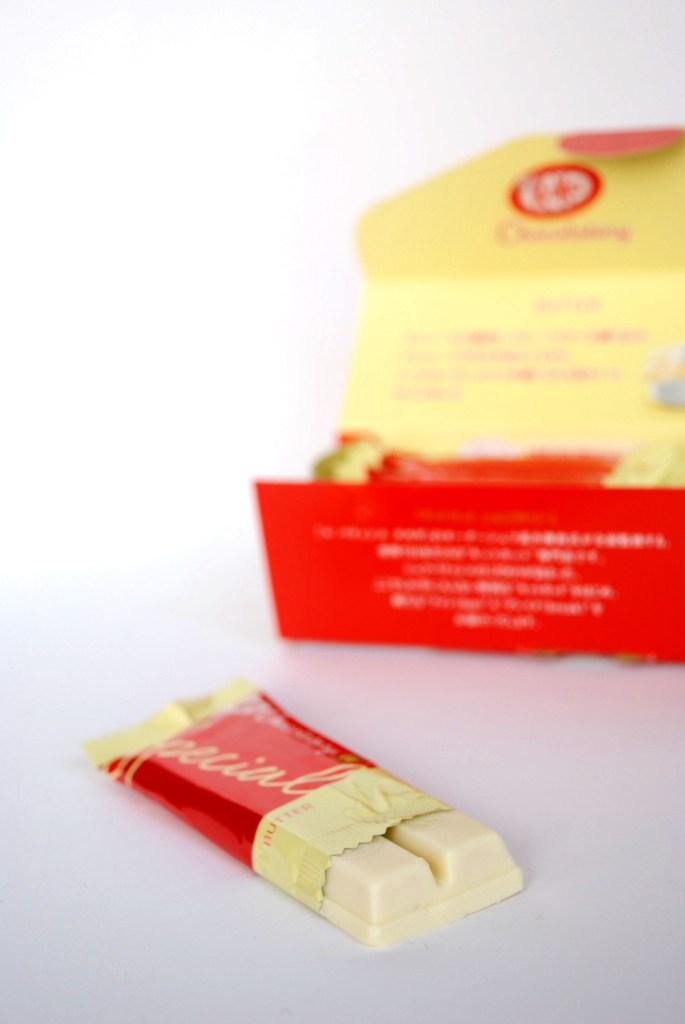 Om Nom Nomad - Butter Kit Kat