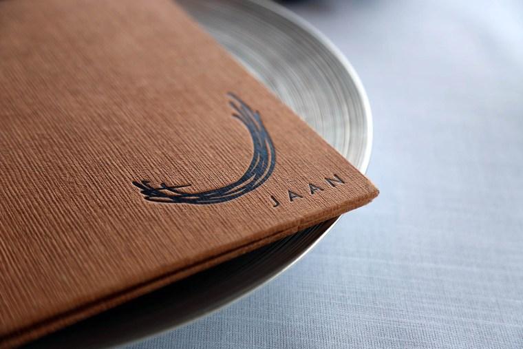 Om Nom Nomad - Jaan Degustation Lunch