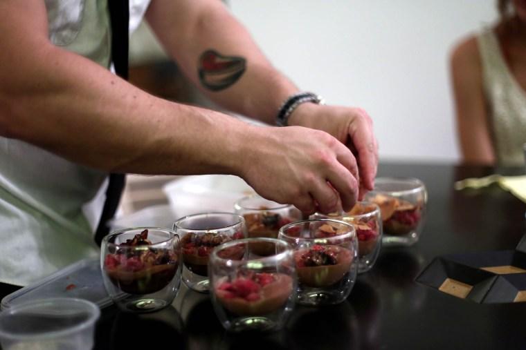 Om Nom Nomad - Urbano My Food Lab