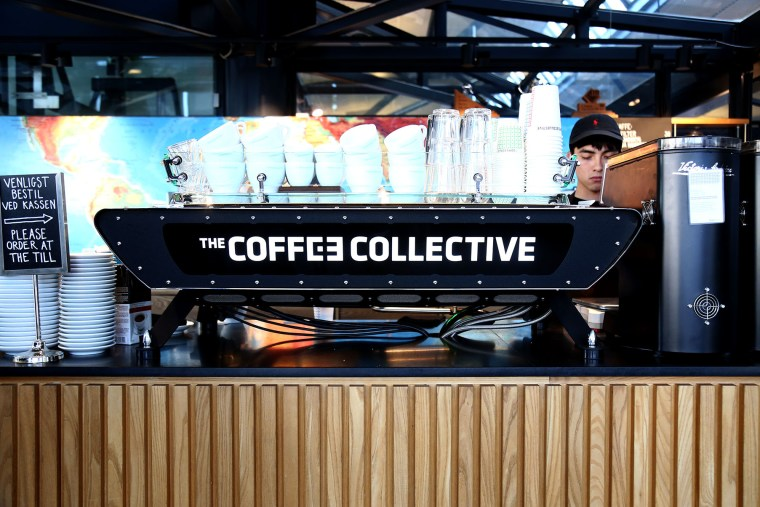 Om Nom Nomad - The Coffee Collective