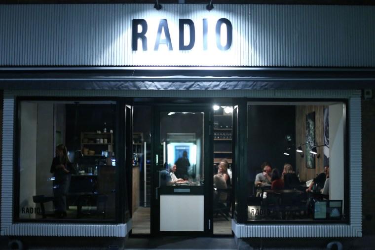 Om Nom Nomad - Radio