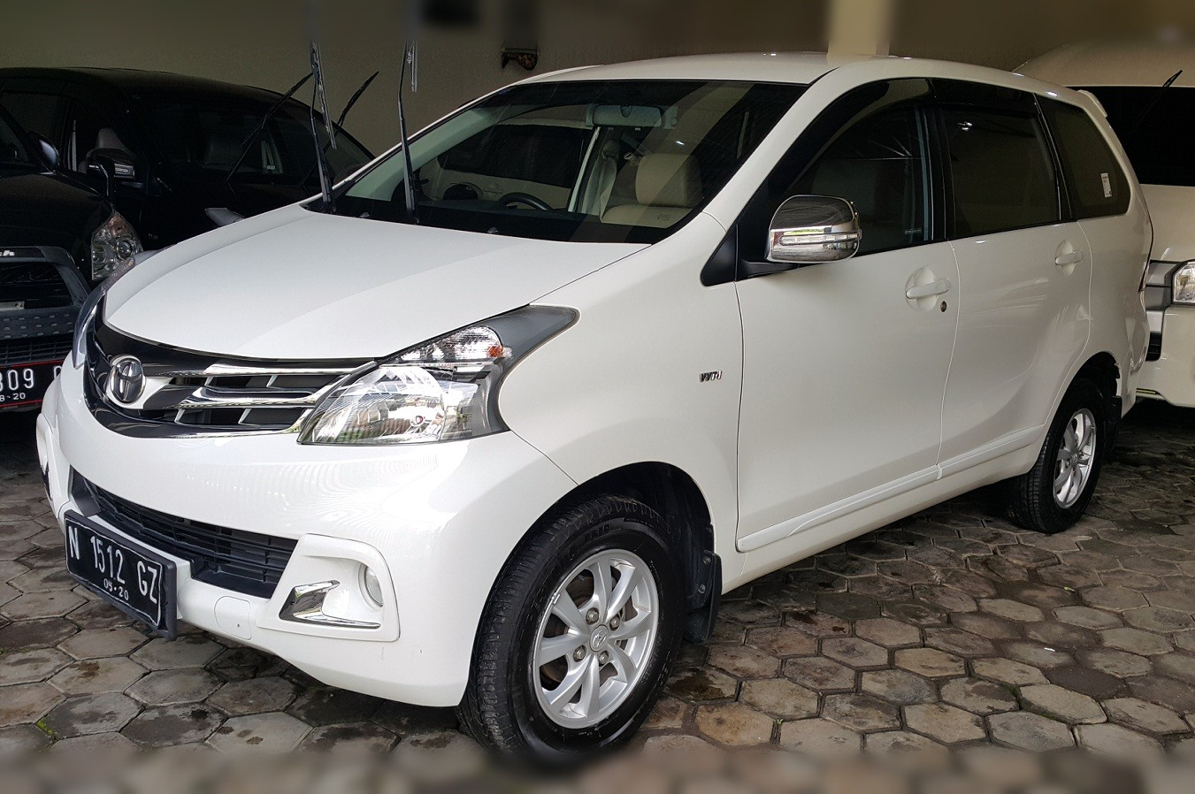 kompresi grand new avanza 2016 all kijang innova 2018 semisena 2015 in malang