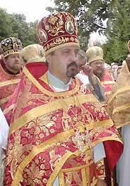Протоиерей УПЦ МП Виталий Косовский