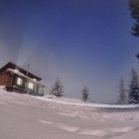 Primul refugiu școală pe munte din Romania