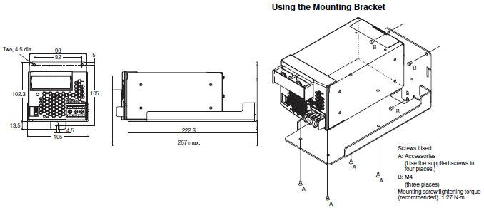 S8VM Switch Mode Power Supply (15/30/50/100/150/300/600