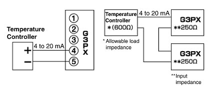 omron temperature controller wiring diagram 220v sub panel between and g3px power