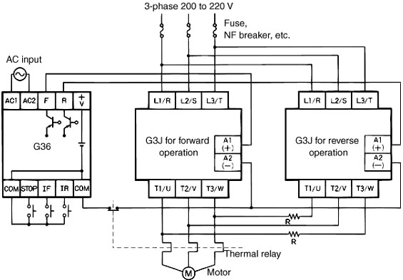 Pid Controller Wiring Diagram 230v Solid State Relay Switching Time Lag Faq Singapore