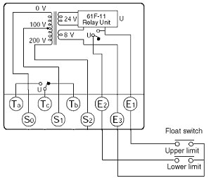 wiring diagram for home automation directory tree upper-limit and lower-limit float switch | faq australia omron ia